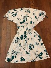 Vintage 60's 70's Julie Miller Polyester Dress - Medium