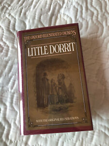 Little Dorrit (New Oxford Illustrated Dickens) by Dickens, Charles 0192545124