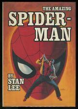 Marvel Fireside Amazing Spider-Man Hardcover Rare HC Stan Lee Johnny Romita art
