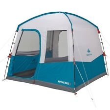 QUECHUA Arpenaz Base M Shelter 8 Man Waterproof Camping Tent