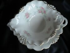 Vintage Mayonnaise/Condiment Dish with Under Plate - Bavaria