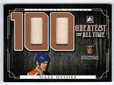 2017 LEAF ITG STICKWORK MARK MESSIER 100 GREATEST OF ALL-TIME DUAL STICK /25