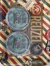 REUZEL (2 Pack) Medium Hold Grease Pomade 4Oz 113g