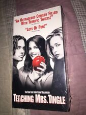 Teaching Mrs. Tingle (VHS, 1999) NEW SEALED