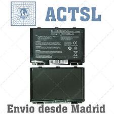 Batería para Asus A32-F82 A32-F52 K40lJ K40lN K40E K50ij K50ip K50in K51 K60 K61