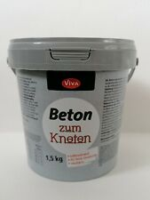 Concrete for Kneading Viva Decor 1.5kg *new*