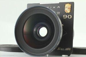 *NMINT* Schneider Kreuznach Super Angulon 90mm F/5.6 MC Lens Copal #0 For Linhof