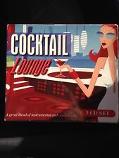 Cocktail Lounge CD, Michel Legrand, Jack Jones, Classics, 3 Disc Set, Aus Seller