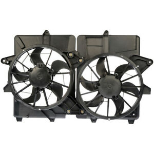 For Ford Escape Mercury Mariner 2005 Dorman Cooling Fan Assembly DAC