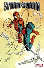 SPIDER-GEDDON #1 (OF 5) BAGLEY PETER PARKER SPIDER-MAN VARIANT (10/10/2018)
