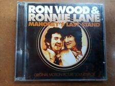 Ron Wood and Ronnie Lane : Mahoneys Last Stand CD album pilot 29 mega rare ost