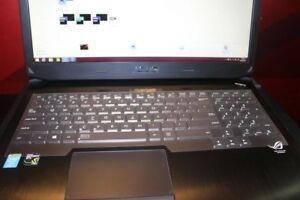 Keyboard Protect film for ASUS G750 G750JH G750JM G750JS G750JW Keyboard Skin