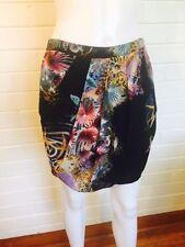 Dotti Machine Washable Regular Size Mini Skirts for Women