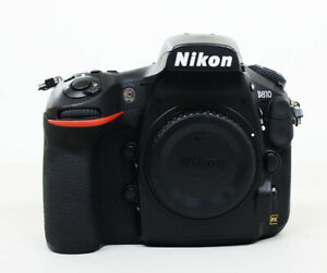 Nikon  D810 36.3 MP Digital SLR Camera - Black Only Body