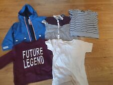 Boys Clothes 3-4 Years 5 Piece Coat Jumpers Shirt Next Primark George GC