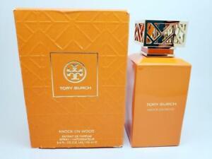 Tory Burch knock on wood extrait de parfum spray 3.4 oz read description