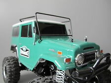 Front Windshield Metal Frame Rollover Rack Tamiya 1/10 RC Toyota Land Cruiser 40