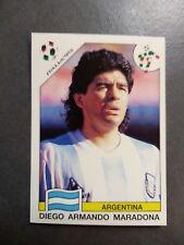 Diego Armando MARADONA Panini World Cup Story n°224 ITALIA 90