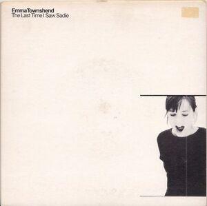 "EMMA TOWNSHEND The Last Time I saw Sadie | rare 7"" Vinyl Single"