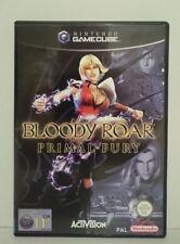 BLOODY ROAR PRIMAL FURY NINTENDO GAMECUBE PAL