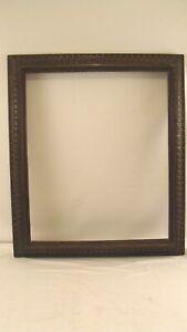 Antique 16C Italian Carved Gilt Walnut Florentine Pictue Frame