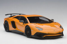 AUTOART LAMBORGHINI AVENTADOR LP750-4 SV ORANGE 1:18*New!