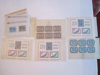 LARGE LOT OF MINT STAMPS - 1951 UNITED NATIONS - AND MORE - BOX OFC-2