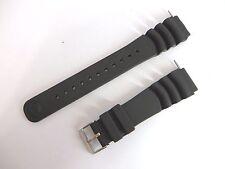 SEIKO 20MM Watch Strap 7S26-0030 (SKX001/SKX013/SKX015) 4205-0150 (0152/0155/01
