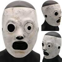Slipknot Corey Taylor Cosplay Latex Mask Headgear Adults Halloween Party Props
