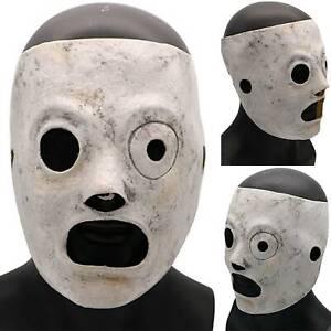 Slipknot Corey Taylor Cosplay Latex Mask Halloween Fancy Horror Props Headgrear