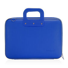 "Bombata - Cobalt Blue Medio Classic 13"" Laptop Case/Bag with Shoulder Strap"
