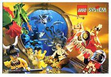 LEGO    CATALOGO  LEGO   1995   NOTICE / INSTRUCTIONS BOOKLET / BAUANLEITUNG