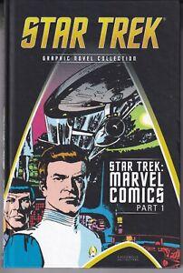 "Star Trek Hardcover Graphic Novel Collection #13 ""The Marvel Comics Vol 1"" 2017"