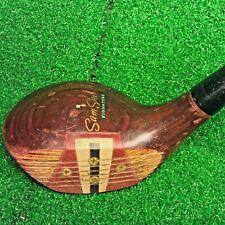 WILSON Sam Snead Signature 3-Wood 4300 SWING WEIGHT Wood Head Golf Club MRH