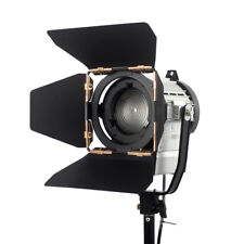 100W LED Fresnel Light Dimmable LED Spotlight 3200K/5600K with Bowens mount