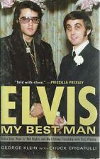 Elvis My Best Man by Klein George Crisafulli Chuck - Book - Paperback