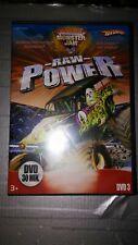 Hot Wheels Monster Jam Raw Power DVD