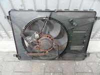 Ventilatore Ventola Del Radiatore Motore Struttura FORD S-MAX GALAXY 2.0 TDCI