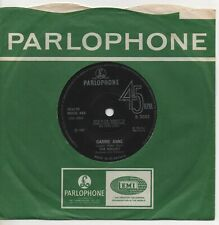 THE HOLLIES carrie anne*signs that will never change 1967 UK SOLID PARLOPHONE 45