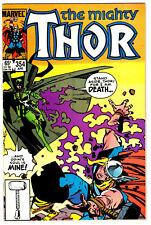 THOR # 354 - Marvel 1985  (vf-)