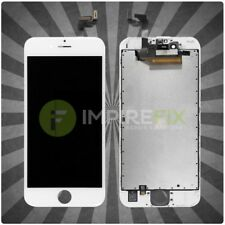 Display LCD für iPhone 6S mit RETINA Glas Scheibe Bildschirm Front WEISS WHITE