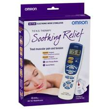 OMRON TENS THERAPY HV-F128 ELECTRONIC NERVE STIMULATOR MASSAGE SOOTHING RELIEF