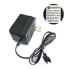 4.8V 250mAh Ni-Cd Ni-MH AA Battery Pack Charger Adapter SM Plug