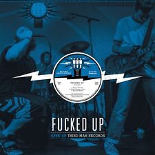 FUCKED UP 'Live at Third Man LP NEW 10,000 Marbles Cursed Swarm Xiu Mustard Gas