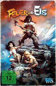 Feuer und Eis - Limited Collector's Edition im VHS-Design Blu-ray NEU*OVP*