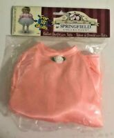 "1 PRIMA BALLERINA DOLL BALLET OUTFIT CLOTHES W/ TUTU Fits 18"" AMERICAN GIRL +"