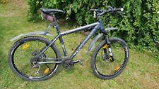 Mountain Bike 26 Zoll Größe M 24 Gänge hydraulisch B'Twin D5-CROSS Decathlon