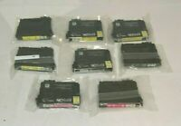 Lot of 8 Epson 200 & 200XL Ink Cartridges Black, Yellow, Magenta