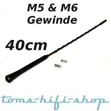 Antenne Stabantenne M5 M6 Antennenstab Dachantenne Audi BMW Ford Opel Skoda VW