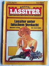 (s) - lassiter Band 401-lassiter bajo sospecha falso-Jack Slade